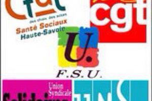 Actifs et Retraités unis le 14/11/2012