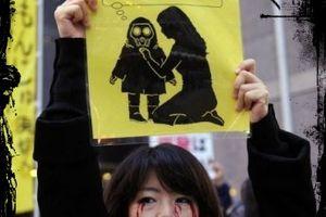 Fukushima : Un an après ...