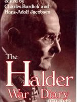 The Halder War Diary 1939-1942