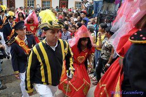 La fête du Corpus Christi à La Villa de Los Santos (4) les autres Danzas