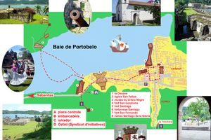 Tourisme au Panama. Visiter Portobelo (1) Introduction