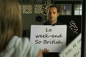 "Le week-end ""So British"""
