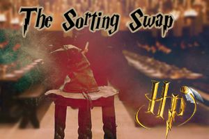 The Sorting Swap - Le colis !!!!!!!!!!!!!
