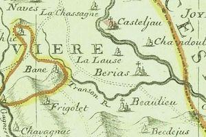 Le Berceau - 1504 - Paroisse de Berrias, en Vivarais.