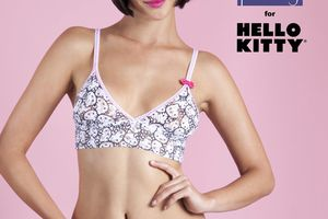 Hanky Panky collection lingerie pour Hello Kitty 2012
