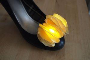 Et si la chaussure était lumineuse?