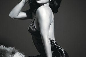 Jennifer Lopez pour le magazine de mode W.