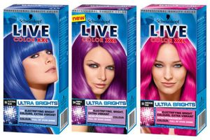 Little Mix pour Schwarzkopf & les colorations Live Colour XXL !
