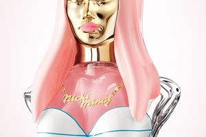 Pink Friday, le premier parfum de Nicki Minaj.