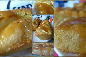 Lingots à la pomme de Manue