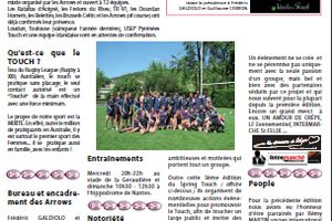 La gazette des Arrows