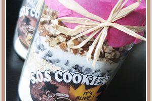 Cadeau gourmand : SOS Cookies