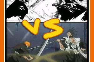 Anime VS manga... Fight !