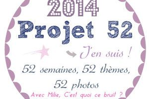 Projet 52 - semaine 7 - L'amouuuuur