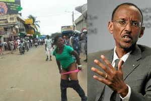 Rwanda day i Toronto yahindutse umwaku, Kagame Paul bamuheneye !