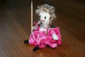 Encore, une petite poupée !!!!