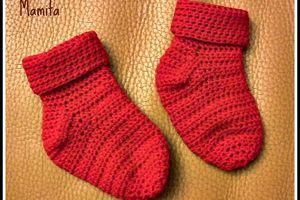les petites chaussettes de mr BB