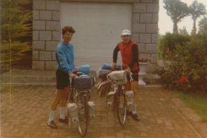 Jeanine, Jacky et le cyclo-camping