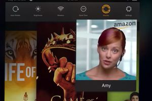"Le ""Mayday button"" Kindle Fire HDX: comment Amazon remet de l'humain dans le digital."