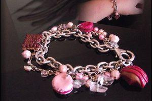 bracelet élégant gourmand VENDU