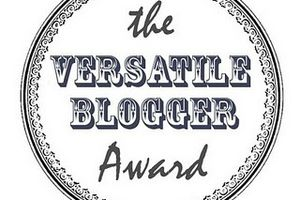 "Taguée ""The Versatile Blogger Award"""