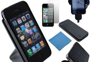 [test] The Ultimate pack (accessoires iPhone 4S)
