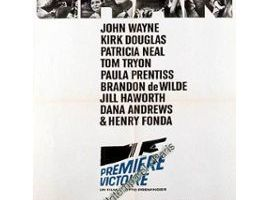 PREMIERE VICTOIRE (In harm's way)