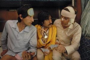 A BORD DU DARJEELING LIMITED (The Darjeeling limited)
