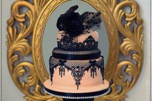 """Gâteau """"Esprit boudoir"""""""