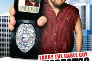 LARRY THE CABLE GUY - HEALTH INSPECTOR (BANDE ANNONCE VO 2007)