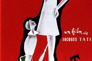 JACQUES TATI (FILMOGRAPHIE)