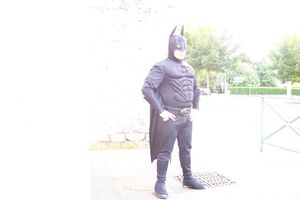 ERIC-C EN BATMAN POUR THE DARK KNIGHT A DINAN (PHOTOS) 15 08 2008