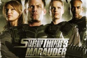 (EXTRAIT) Starship Troopers 3 Marauder (VO US 2007)