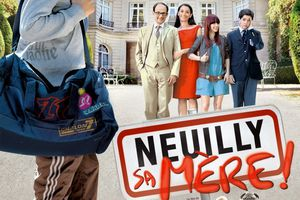 NEUILLY SA MERE (BANDE ANNONCE) + 4 EXTRAITS en DVD LE 11 12 2009