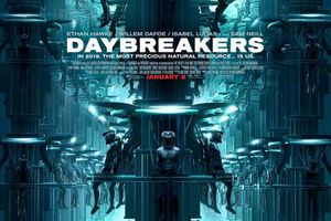 Daybreakers (BANDE ANNONCE VOST) + 3 EXTRAITS avec Ethan Hawke, Sam Neill  - 03 03 2010