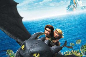 Dragons (BANDE ANNONCE 2 VF 2010) (How to Train Your Dragon)