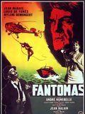 FANTOMAS (BANDE ANNONCE 1964) avec Jean Marais, Louis De Funès