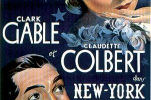 New-York Miami (BANDE ANNONCE VO 1934) avec Clark Gable, Claudette Colbert (It happened one night)