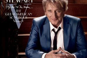 Rod Stewart - Fly Me To The Moon The Great American Songbook Volume V (PUB)