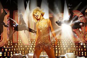 Christina Aguilera - Something's Got A Hold On Me (CLIP BOF : BURLESQUE - 2010)