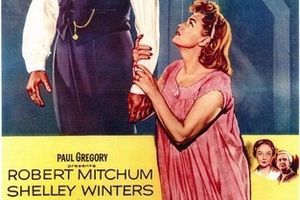 La nuit du chasseur (BANDE ANNONCE VO 1955) avec Robert Mitchum, Shelley Winters (The Night of the Hunter)