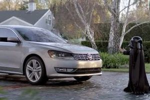 Volkswagen, the force (PUB 2011)