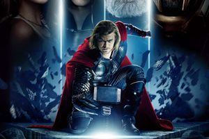 (EXTRAIT 1) THOR (Ext. T'es costaud) de Kenneth Branagh avec Chris Hemsworth, Natalie Portman, Anthony Hopkins - 27 04 2011 (VF)