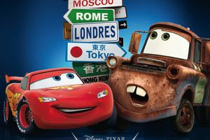 (EXTRAIT 4) CARS 2 - Pause Toilettes - 27 07 2011 (VF)