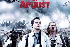 Etat de guerre (BANDE ANNONCE VO 2011) en DVD et BLU-RAY le 01 09 2011 de Renny Harlin avec Andy Garcia, Val Kilmer (5 Days Of August)