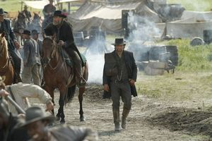 Hell on Wheels (BANDE ANNONCE VO SERIE TV 2011) avec Common, Dominique McElligott, Colm Meaney