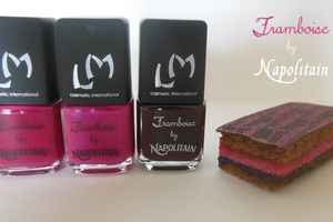 Lm Cosmetic - Collection Framboise by Napolitain : Framboise