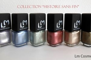 "Lm Cosmetic - Collection ""Histoire sans Fin"" - Impératrice"