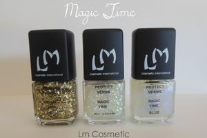 """Lm Cosmetic - Protect Vernis """"Magic Time"""""""