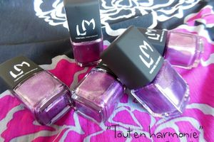 Lm Cosmetic - Collection « Tout en harmonie »
